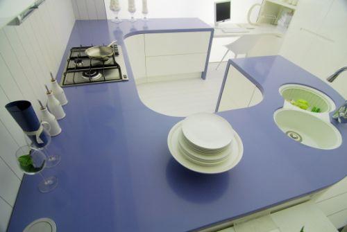 현대건설 U자형 주방